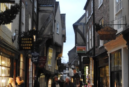 The York Shambles: Butchers, Benches, and Boggarts