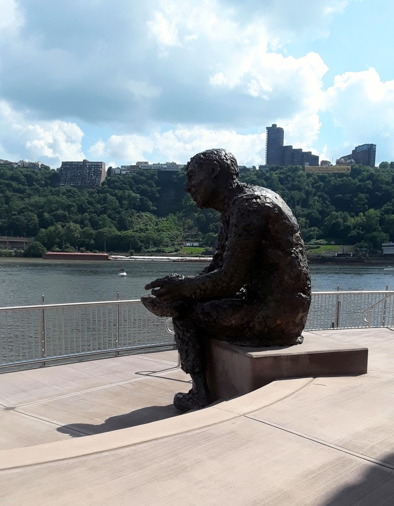 Mr. Rogers monument Pittsburgh