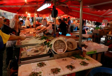 La Pescheria di Catania: Something's Fishy