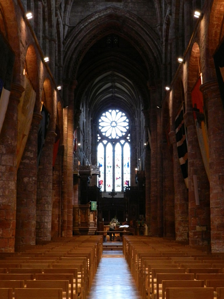 St. Magnus Cathedral nave