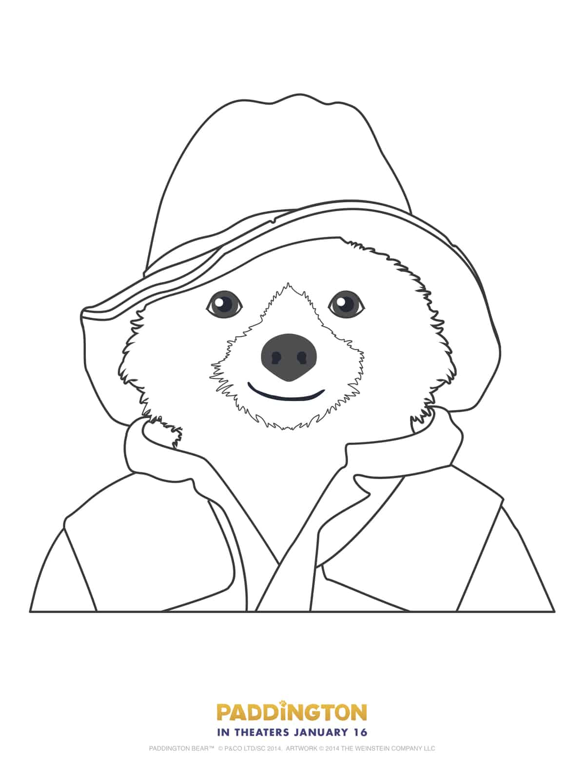 PADDINGTON arrives in theaters January 16! #