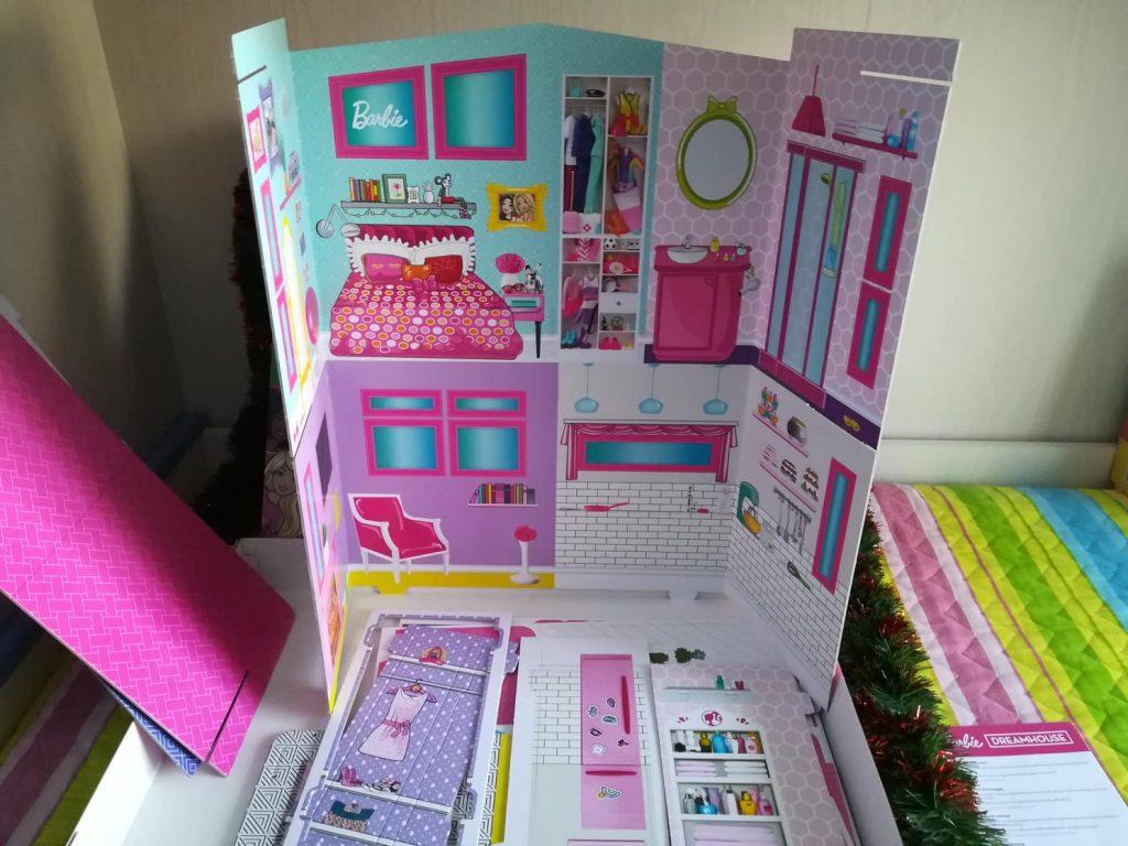 Barbie Dreamhouse Lisciani la villa low cost  A Spasso