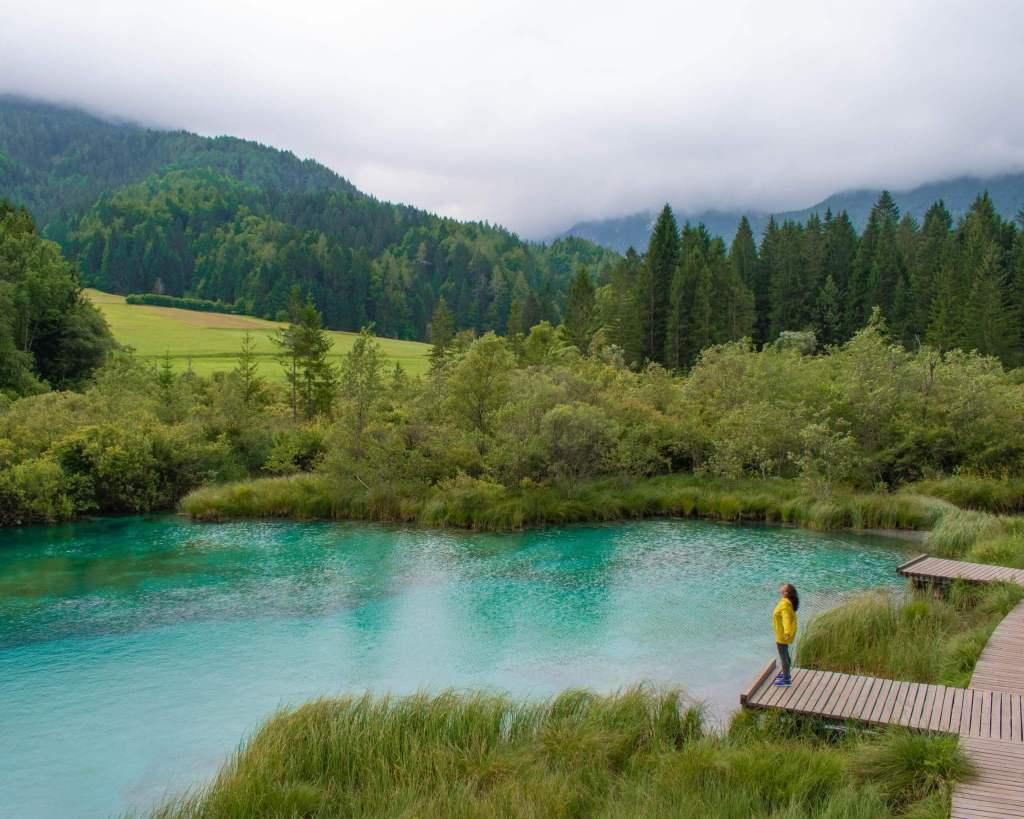 lago Zelenci