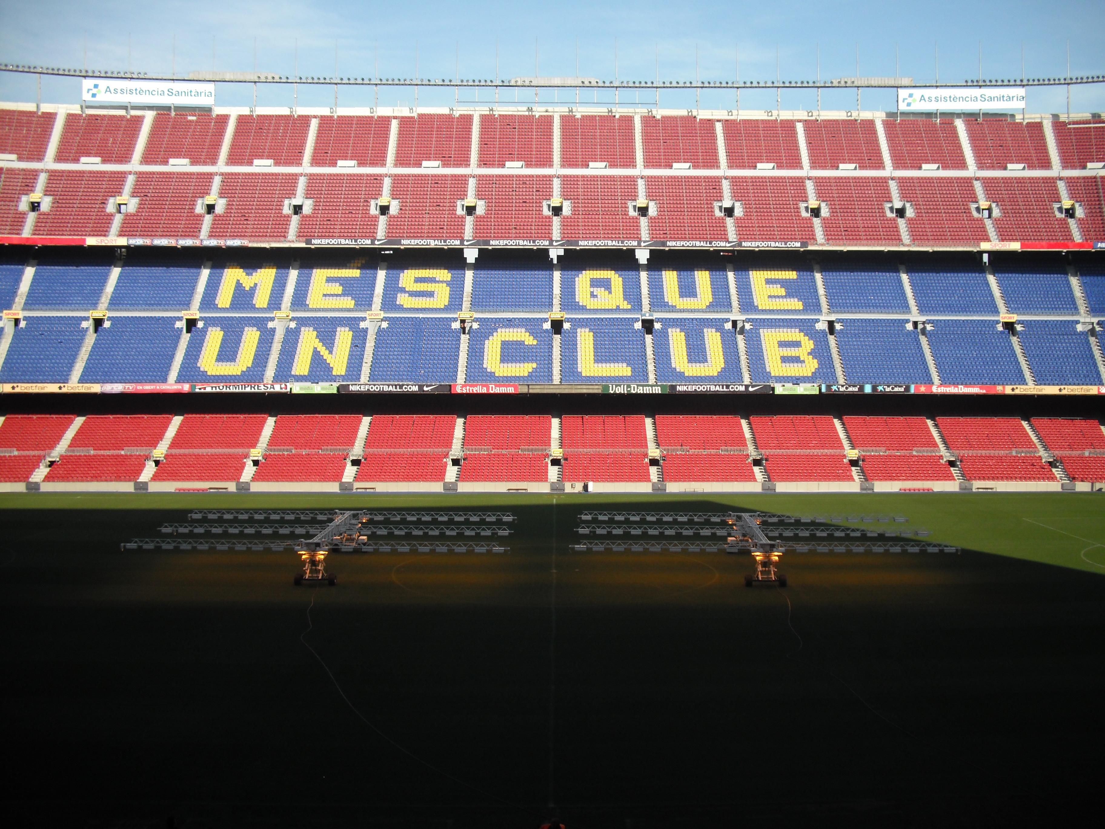 Camp Nou - Més que un club