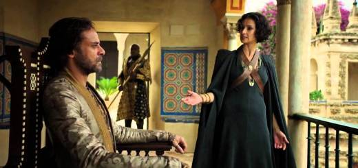 Trono di Spade in Spagna -Regno di Dorne - foto dal web