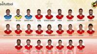 Euro 2016: la Roja scende in campo