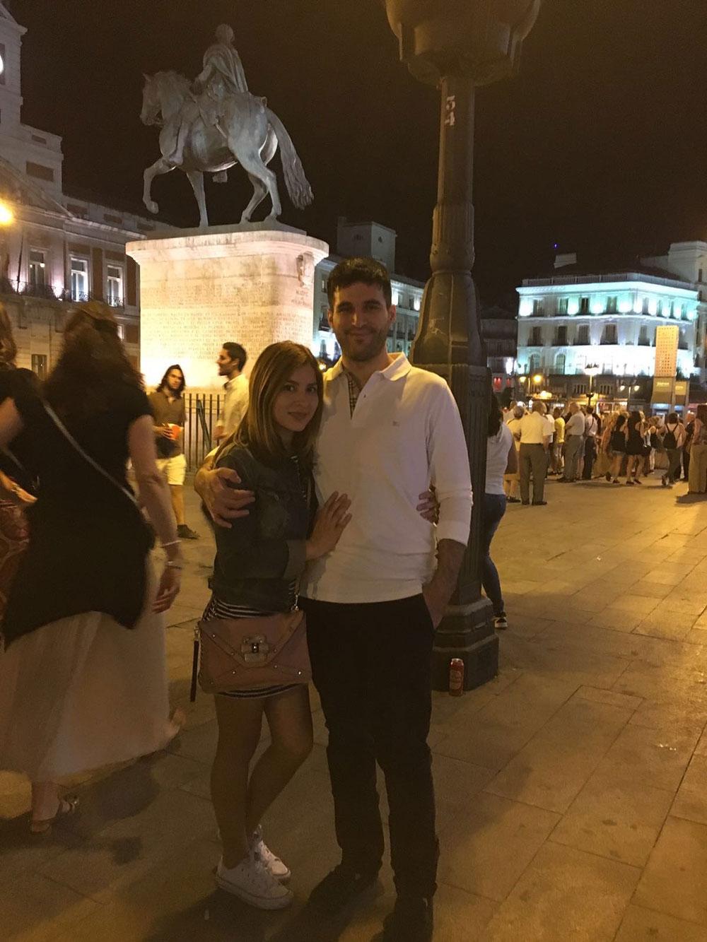 Lavorare a Madrid