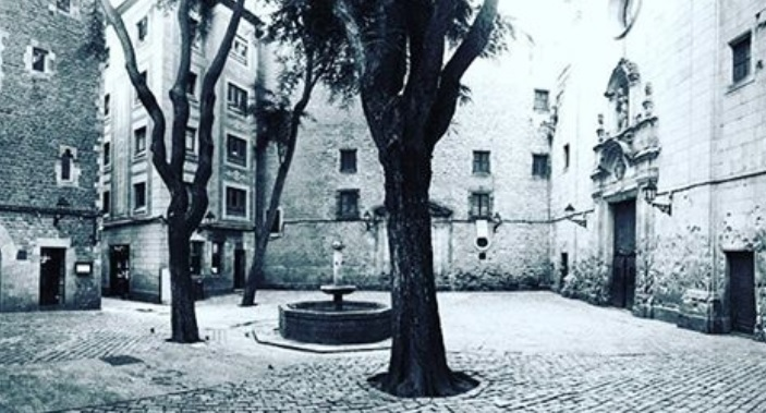 abc di barcellona - plaça sant felip neri - aspassoperlaspagna.it