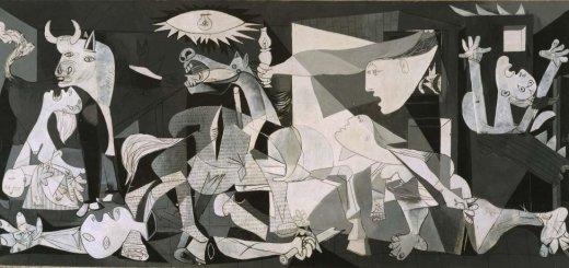 Guernica - foto Museo Reina Sofia