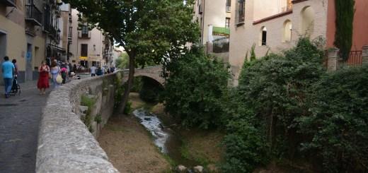 a spasso per Granada - Carrera del Darro - aspassoperlaspagna.it