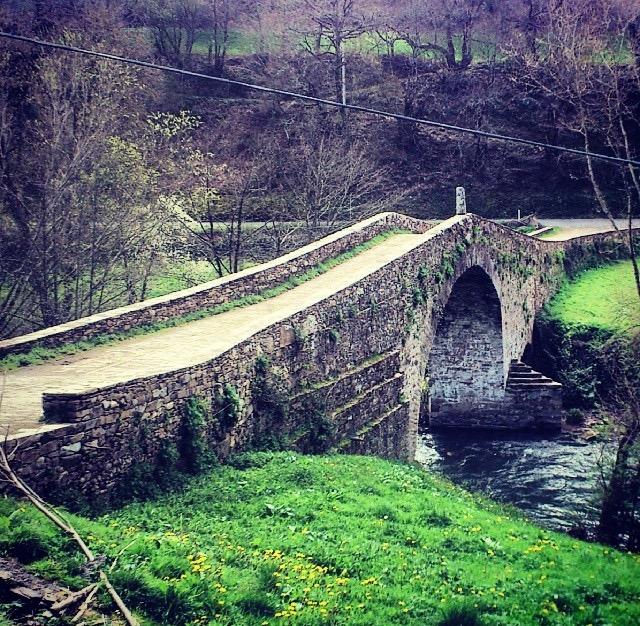 Pontes de Gatín Galizia - foto di Roberto Garrido