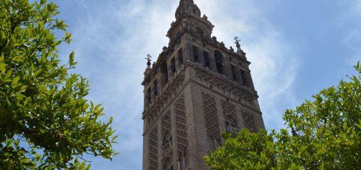 giralda cattedrala siviglia - torre - aspassoperlaspagna.it
