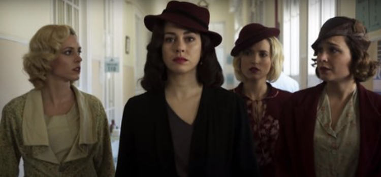 Le ragazze del centralino 3 - Netflix serie TV