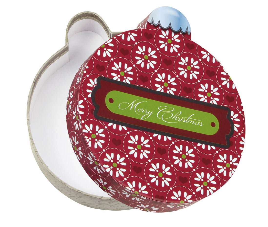 Christmas Ornament Containers