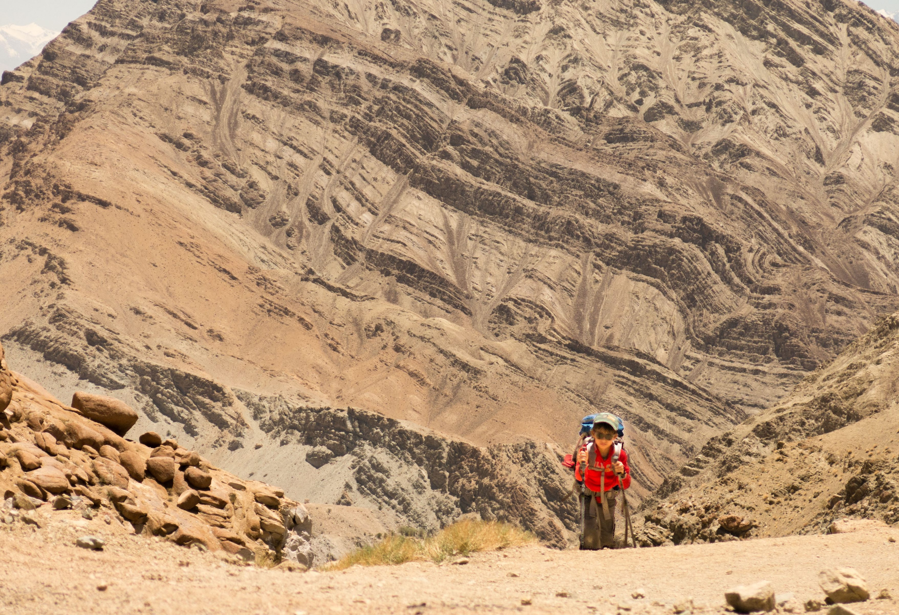 First hike in Ladakh – the beginning of a grand love