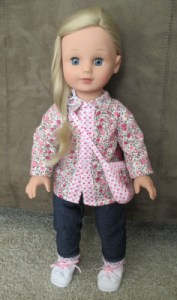 Gotz Doll Review (and Upcoming Giveaway!)