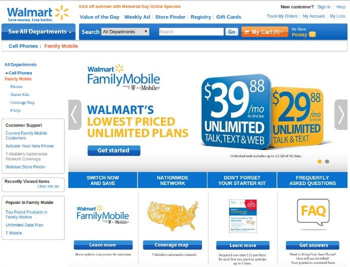 Keeping In Touch with Family & Friends with Walmart Family Mobile #cbias #FamilyMobile