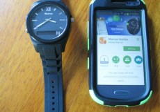 Martian Notifier SmartWatch - Review & #Giveaway #‎MPMHGG