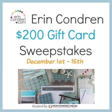 erin condren sweepstakes button