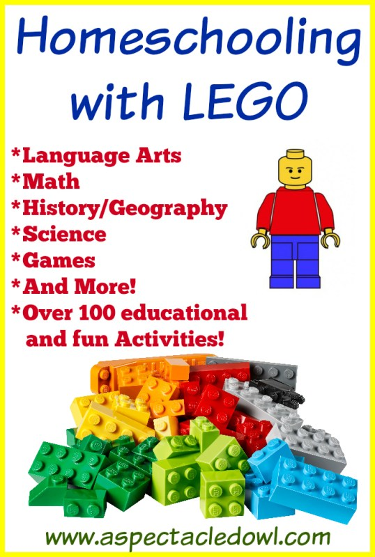 Homeschooling with LEGO – 100+ Resources & Activities
