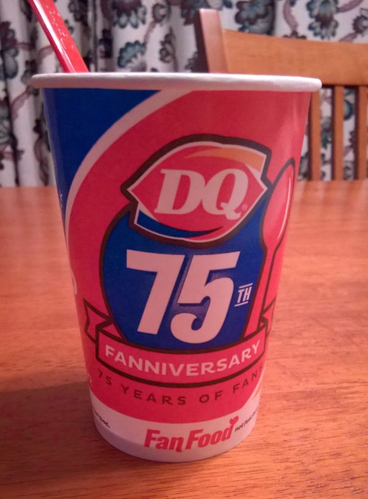 Get Upside Down with Dairy Queen - #GetUpsideDown