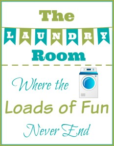 Keeping Those New Clothes Looking New with method Laundry Detergent – Plus a FREE Laundry Room Printable!