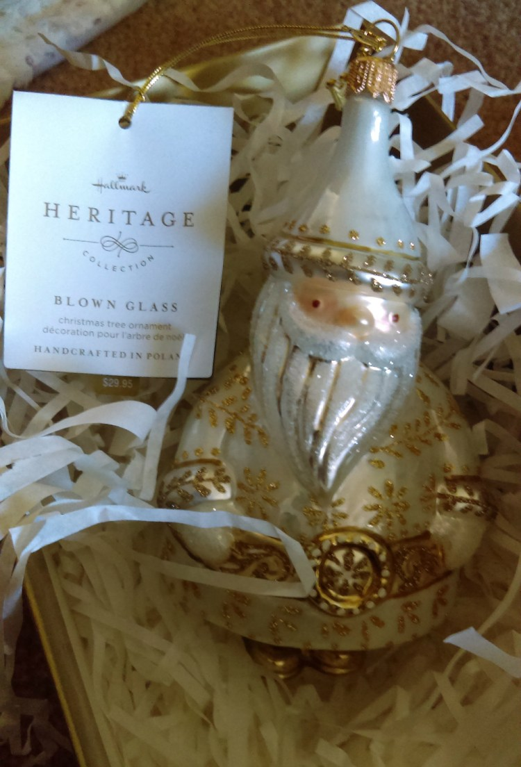 Hallmark Heritage Collection Ornaments