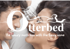 Get Ready for a Great Night's Sleep with Otterbed