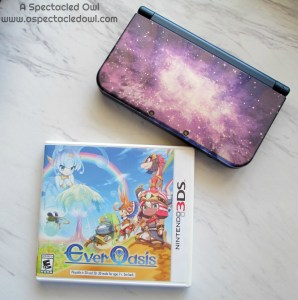 Kid Review – Ever Oasis for the Nintendo 3DS