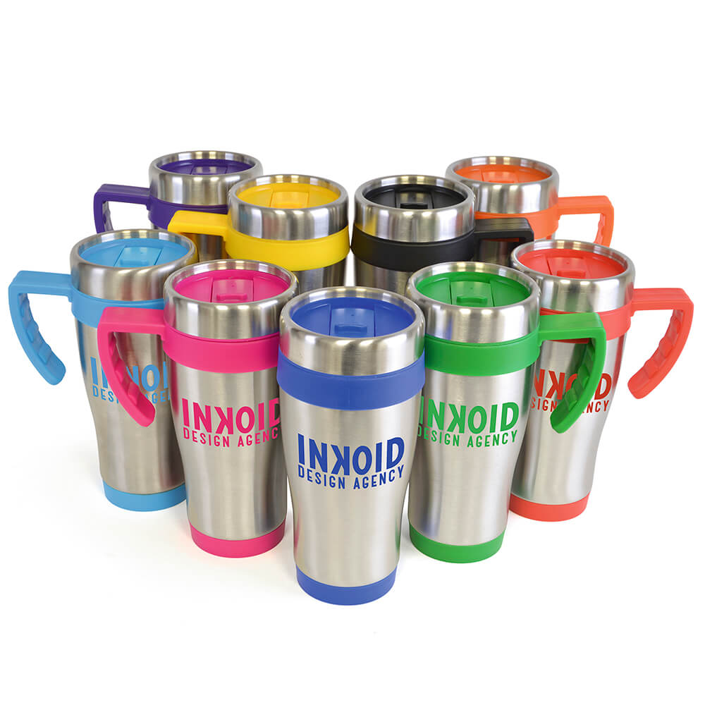 oregon metal travel mug