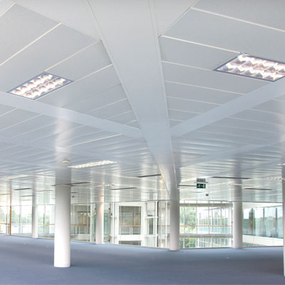 Offices  Suspended Ceiling Systems Ireland  Aspect Systems