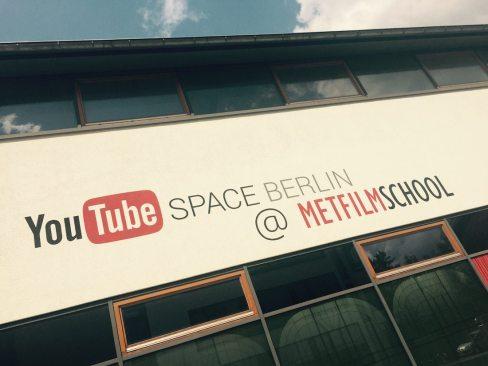 youtube Space Berlin Metfilm school