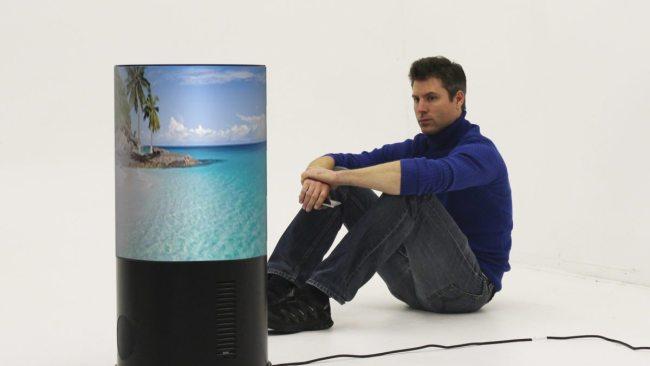 Marcus Klapprodt 360° Bildschirme für Virtual Reality