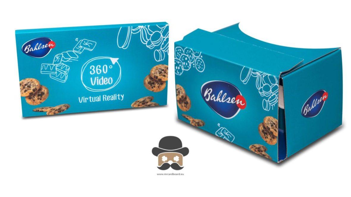 360-Grad-Video Bahlsen Mr.Cardboard