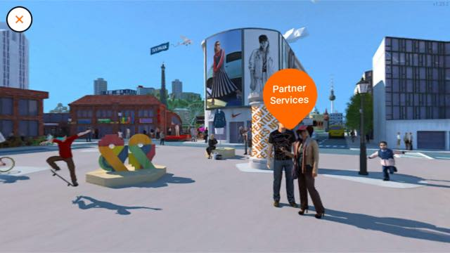 Virtual-Reality-App Partner Services