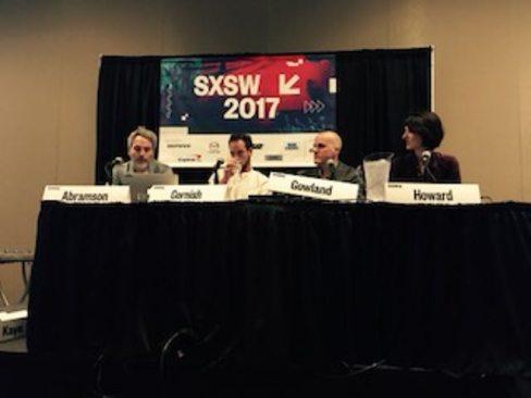 Conference SXSW 2017