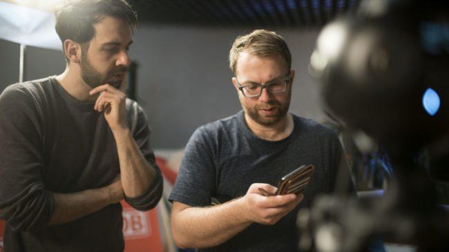 Die Insta360 Pro kann mit dem Smartphone ferngesteuert werden