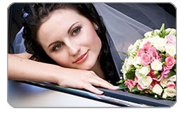 San Francisco Bay Wedding Limousines