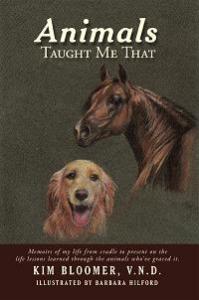 Animals Taught Me That original cover