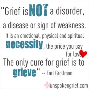 Meme on grief