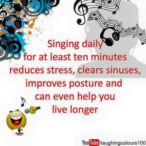 Singing Daily