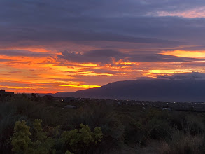 NM Sunrise by Dr. Kim Bloomer