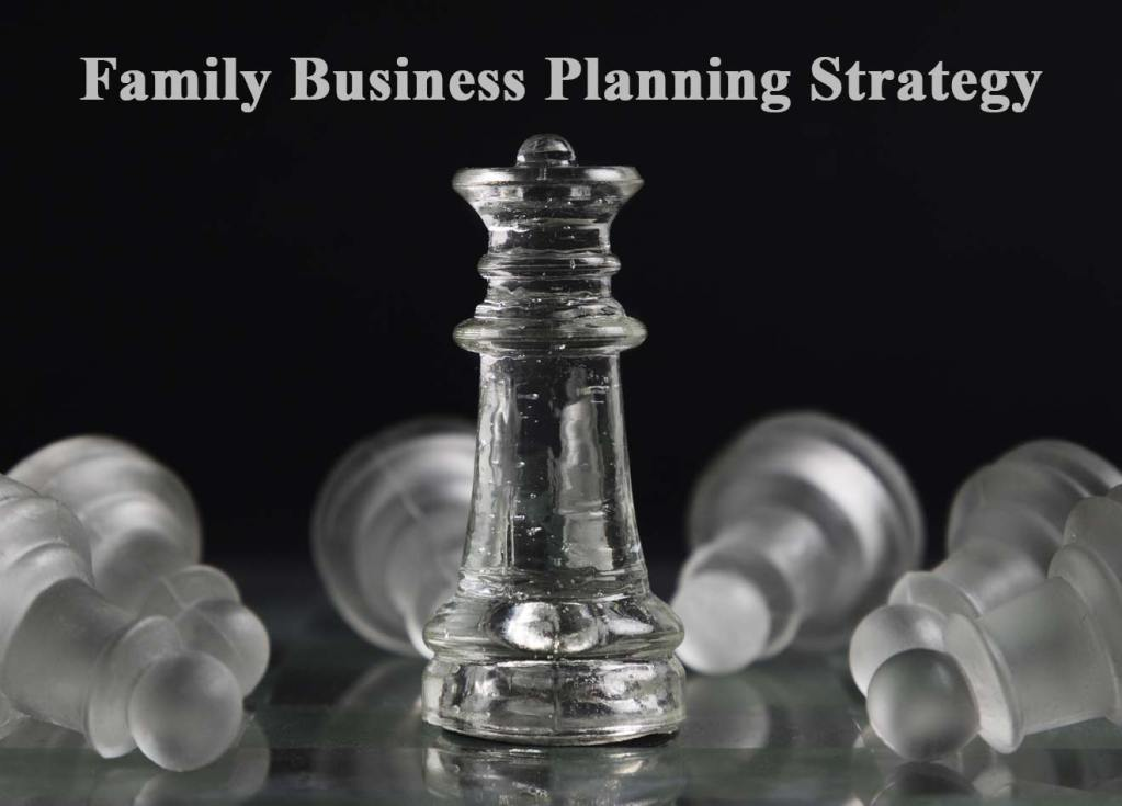 family business planning strategy