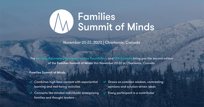 Families Summit of Minds 2020