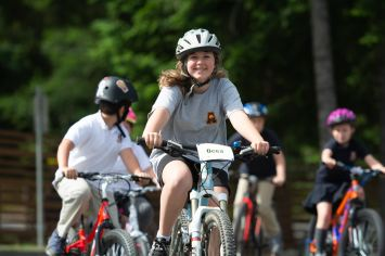 Bike to School Week Aspengrove School-5
