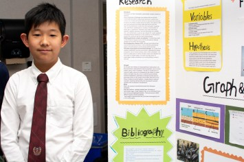 Science Fair Grade 7 Aspengrove School Nanaimo
