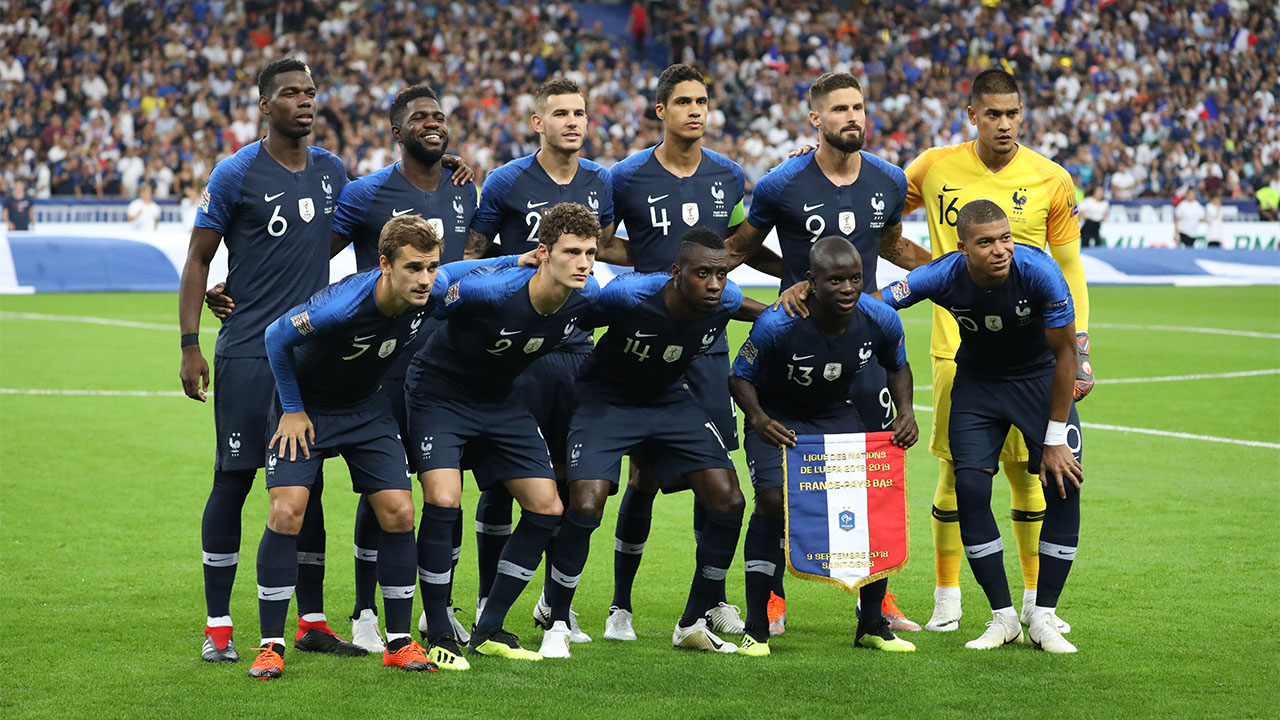 To revisit this article, visit my profile, thenview sa. How France Really Won The World Cup The Aspen Institute