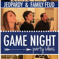 Game Night Party Ideas