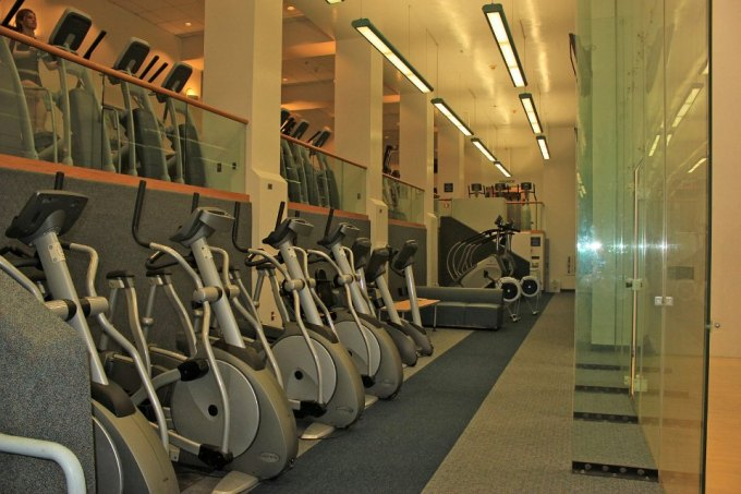 Main gym weight room ucsd zen