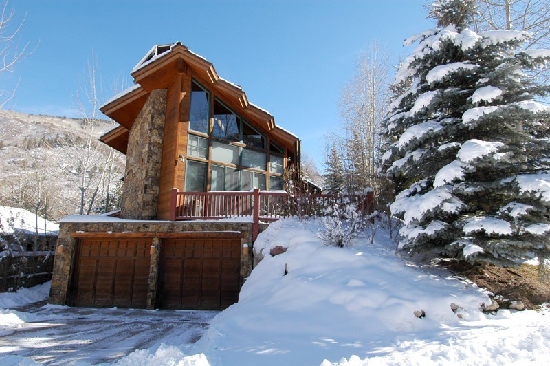 Aspen Snowmass Rentals This majestic 6bedroom 55bath